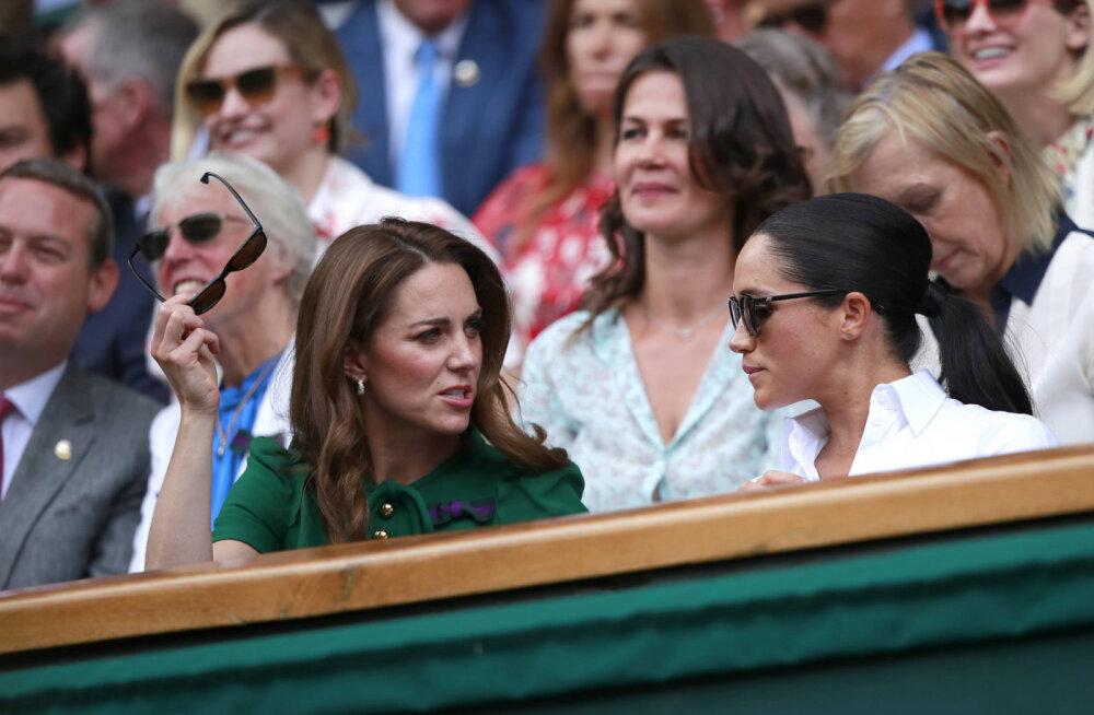 Кейт Миддлтон в ярости! Из-за выходки Меган Маркл и принца Гарри на нее свалилась вся нагрузка