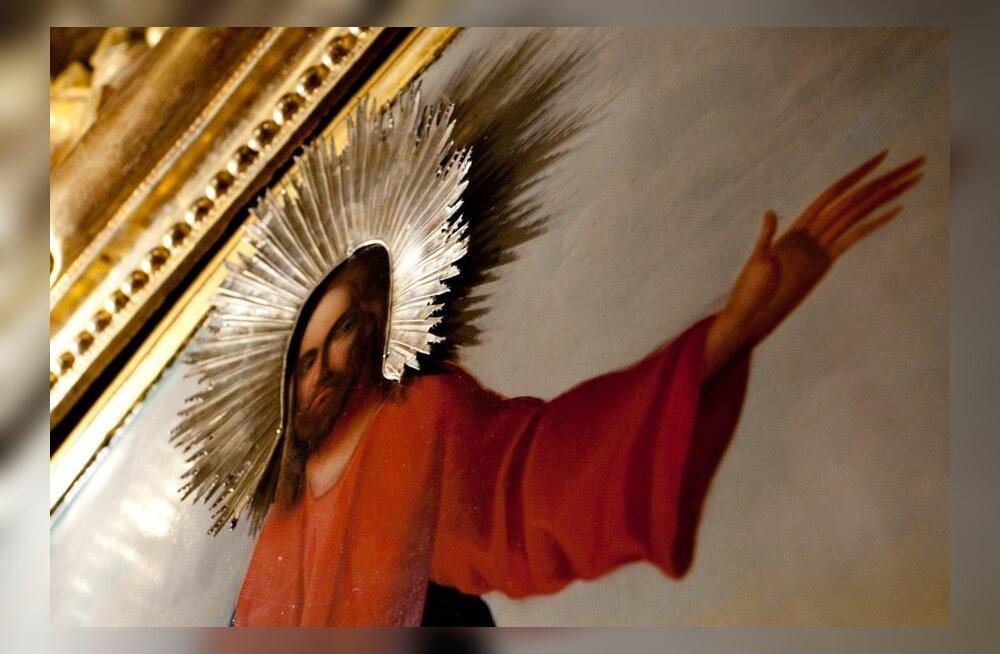 В Австралии Иисуса изобразили чернокожим
