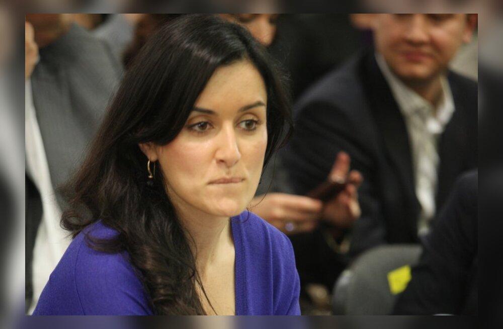 ФОТО: Скандальный блогер опубликовал шокирующий снимок Тины Канделаки