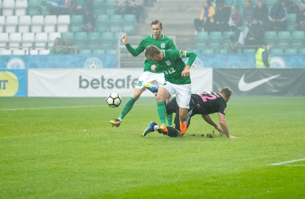 FC Flora vs Nõmme Kalju