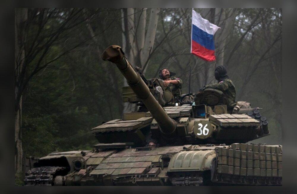 Paet Walesis: NATO-Venemaa koostöö jääb külmutatuks, sest Venemaa pole Ukrainast tagasi tõmbunud