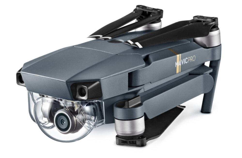 Droonifotograaf Kaupo Kalda arvustab: Dji Mavic Pro – mõnus kompaktne igamehedroon, mida ammu oodati!