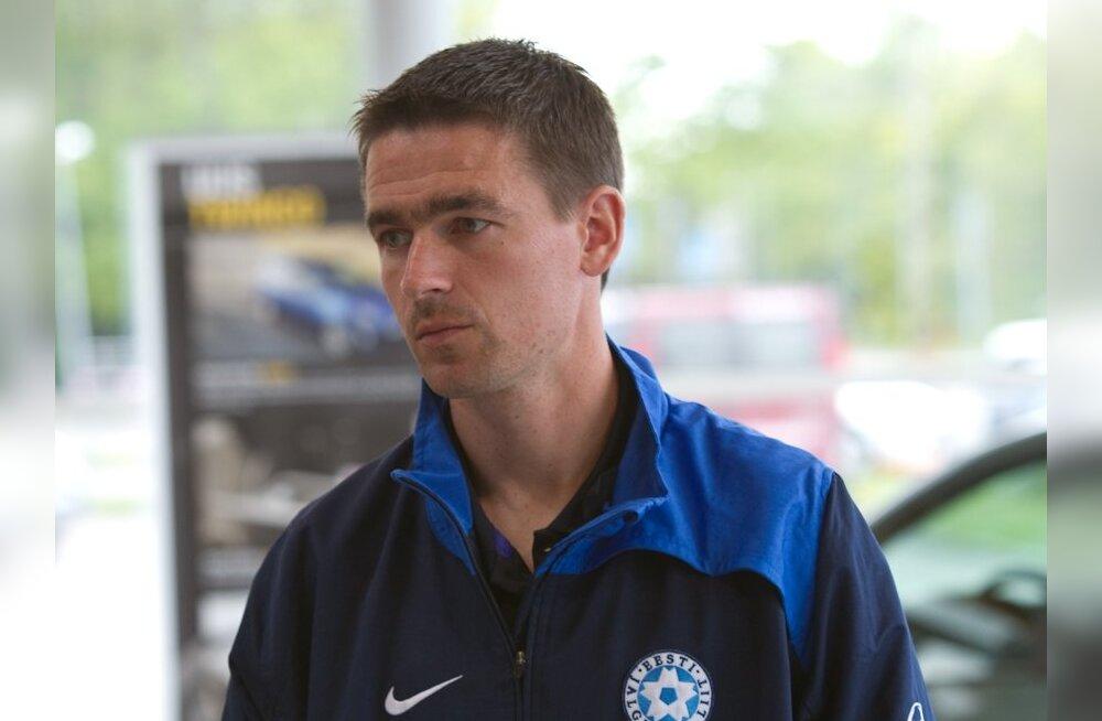 Andrei Stepanov hakkab mängima Valgevene kõrgliigas