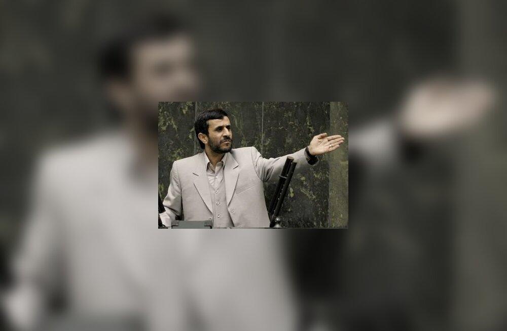 Mahmud Ahmadinedžad, Iraani president