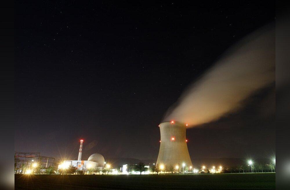 Kyodo: Jaapani tuumaelektrijaamas puhkes tulekahju