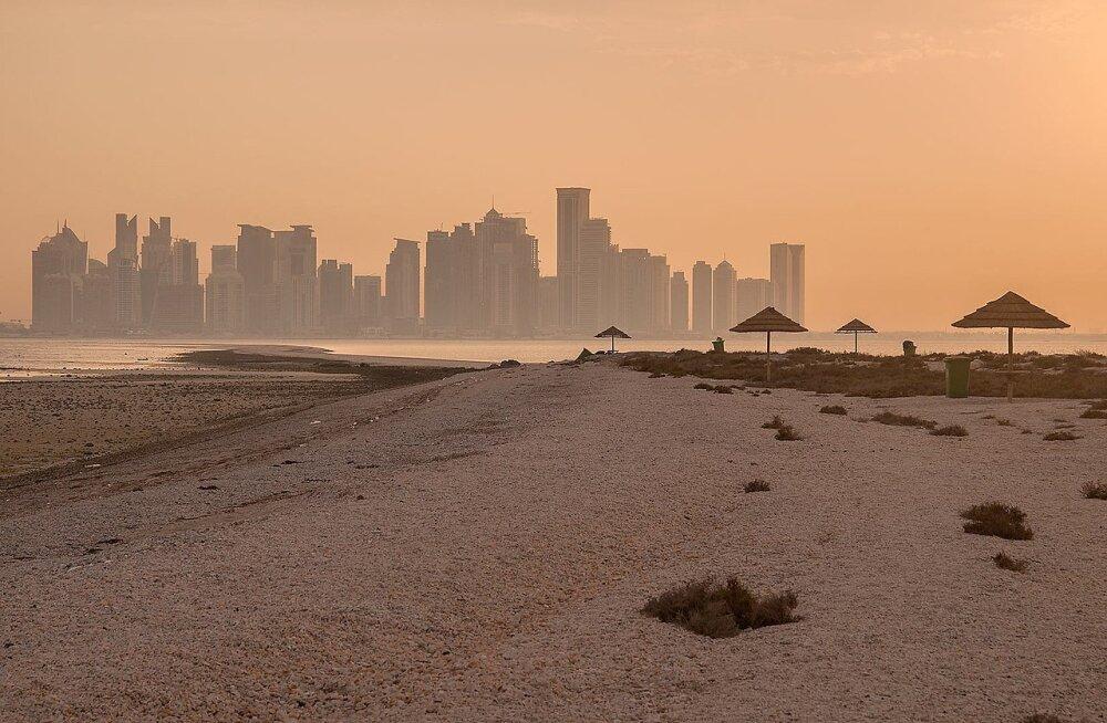 Katar kasutab 49-kraadise leitsaku vastu uudset ja pikas plaanis ohtlikku taktikat