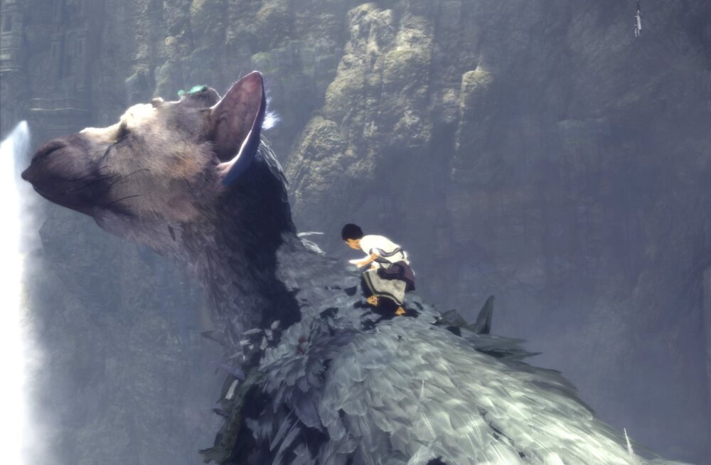 Forte kuu mängusoovitus: The Last Guardian (PS4) – emotsionaalne teekond