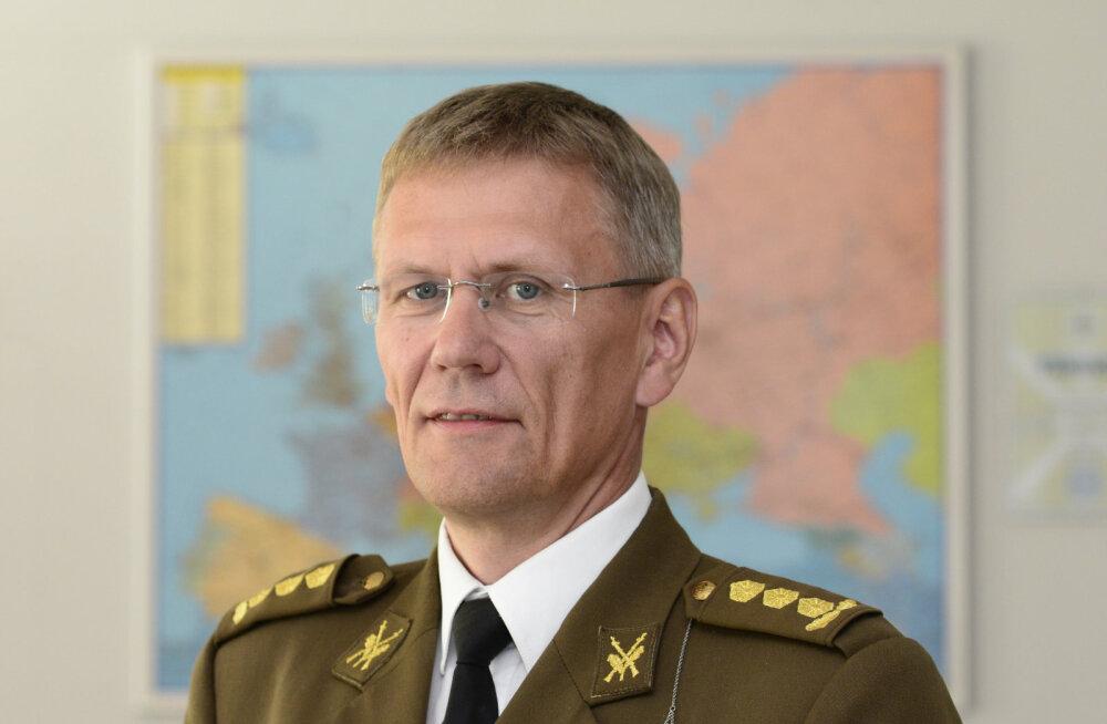 Rail Balticu projekti hakkab Eestis juhtima endine sõjaväeohvitser