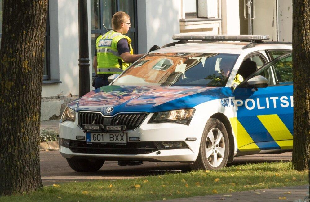 Narva politsei