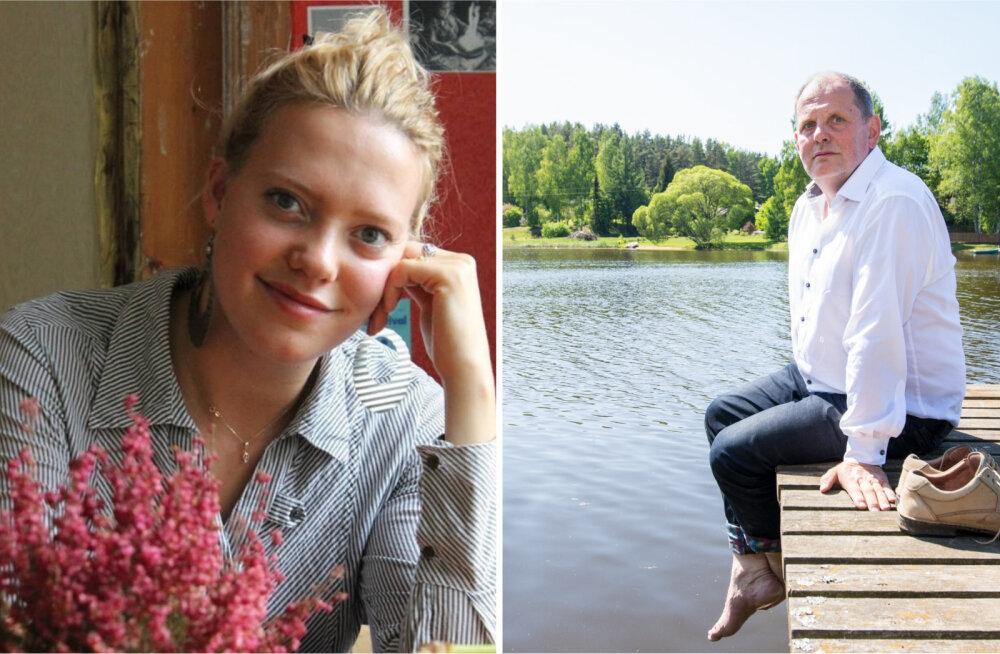 Sõnasõda Facebookis: Peeter Ernitsa tütar taunib isa homofoobsete kommentaaride pärast