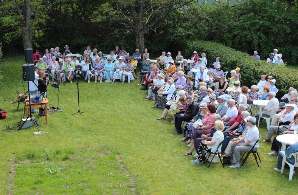 С бесплатного концерта начинается в среду осенний сезон в Социальном центре Хааберсти