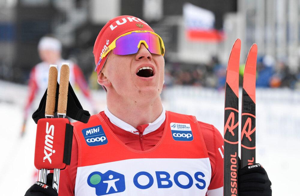 Bolšunov alistas Faluni MK-etapil norralased