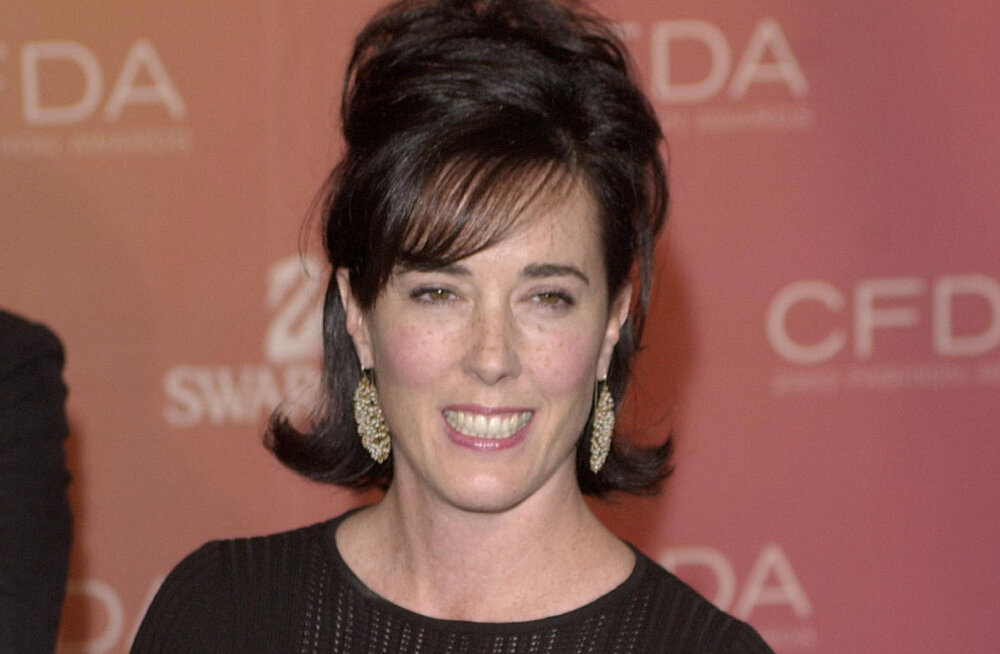 USA moedisainer Kate Spade leiti surnuna