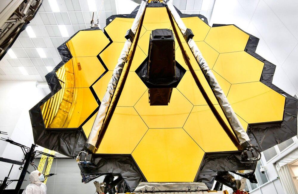 Kruvid-seibid pudenevad: NASA uut kosmoseteleskoopi kollitavad uued hädad