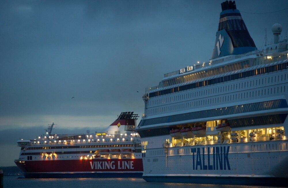 Reedene streik Soomes võib mõjutada ka Tallinna-suunalist kaubavedu