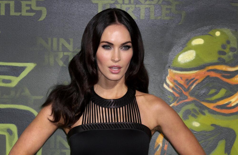FOTOD | Kas tõesti? Sa ei arva kunagi ära, mis on sekspomm Megan Foxi hobi!