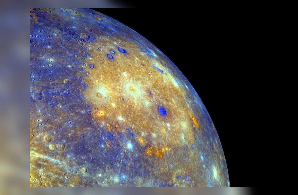 Mida peidab Merkuuri eriline ehitus?