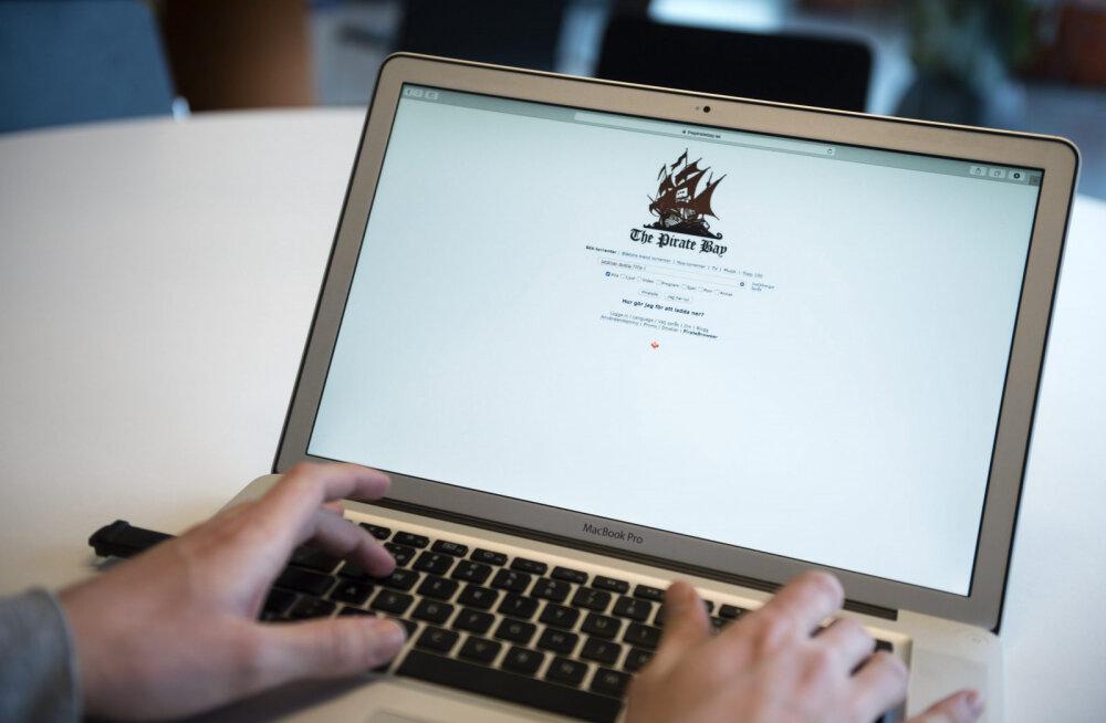 Piraadilaht on endiselt menukaim torrentisait, mis on üllatav vähemalt kolmel põhjusel