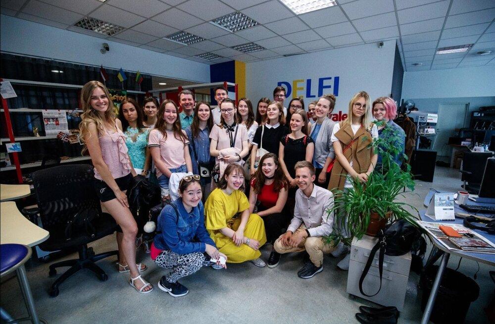 Портал RusDelfi назвал лучших молодых авторов второй Летней школы журналистики