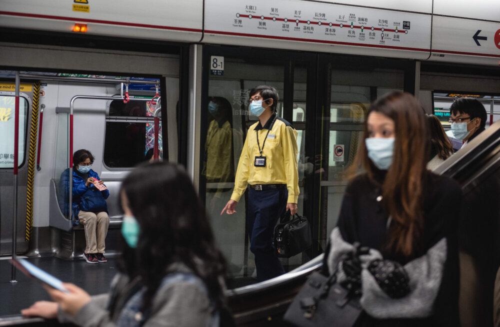 Tappev koroonaviirus nõudis esimese ameeriklase elu, Hongkong laiendas karantiini
