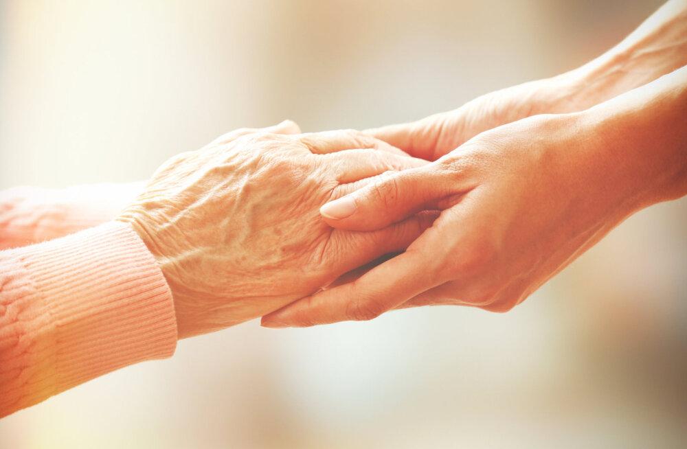 Puust ja punaseks: miks tuleb vanemaid ja krooniliste haigustega inimesi eriti hoolsalt kaitsta?