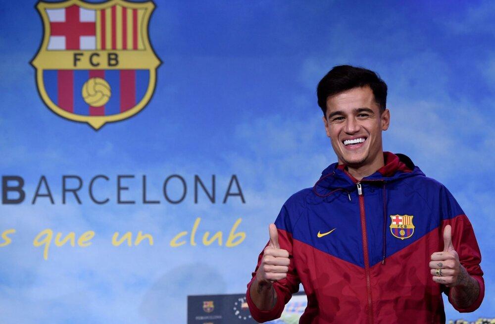 Kas Liverpool ostab tõesti Coutinho Barcelonast tagasi?