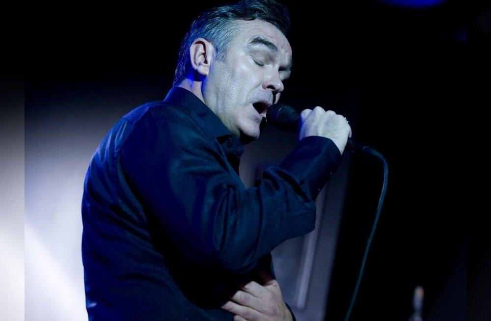 Heategu ei jää karistamata: Morrisseyd hammustas koer!
