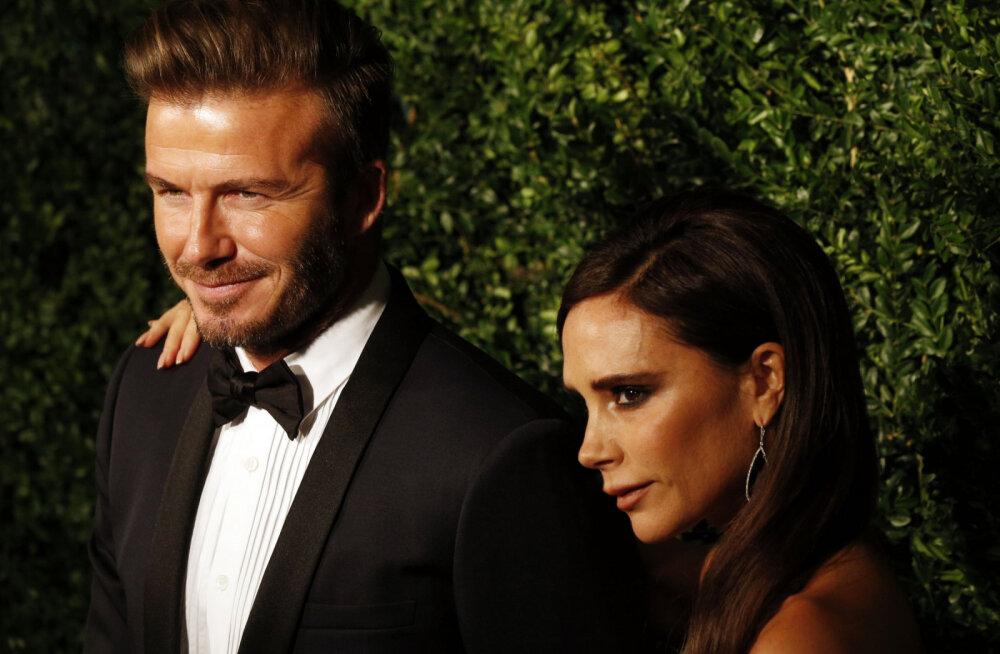 Justkui vanglas: Beckhamid lasid oma häärberi ümber elektritara ehitada