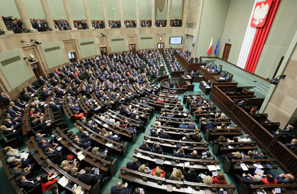 Poola parlament Venemaale: rahvuse suurust ja riikide vahelisi suhteid ei saa üles ehitada valedele ja ajaloo võltsimisele