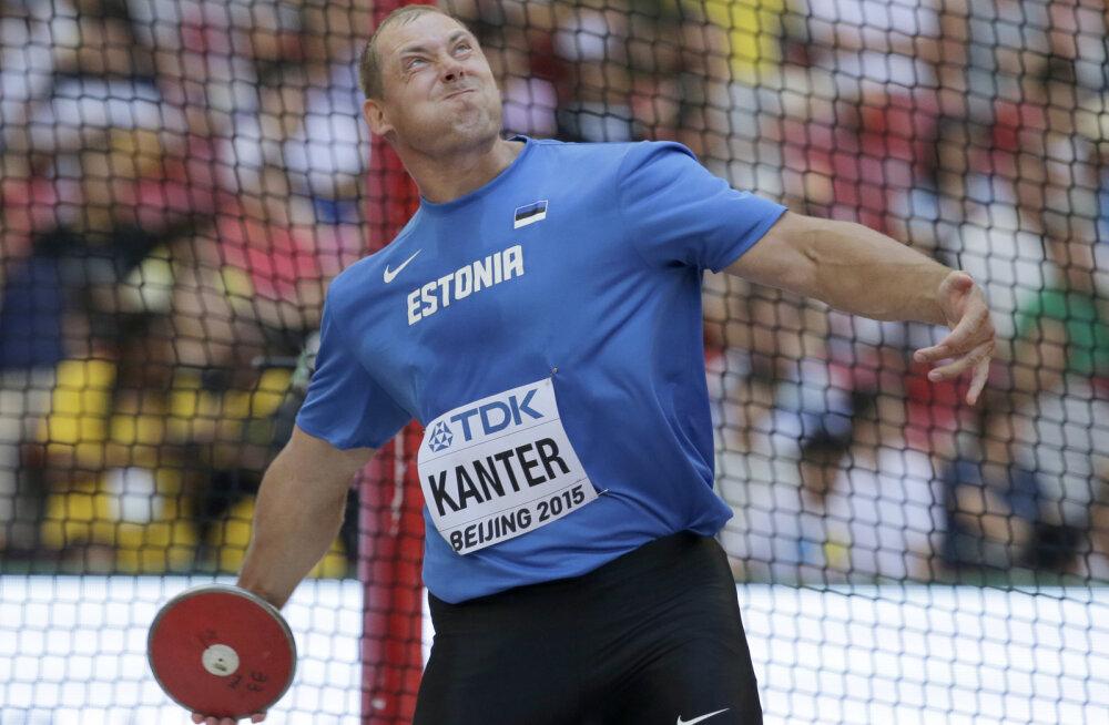 FOTOD: Kanter pääses kindlalt lõppvõistlusele, Kupper ja Haas piirdusid eelvõistlusega
