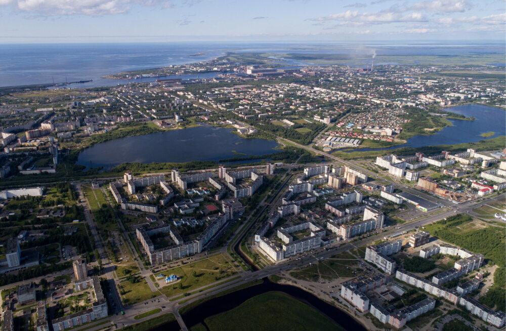 Sarovi tuumakeskuse juhtkonna teatel plahvatas Valges meres tuumareaktor