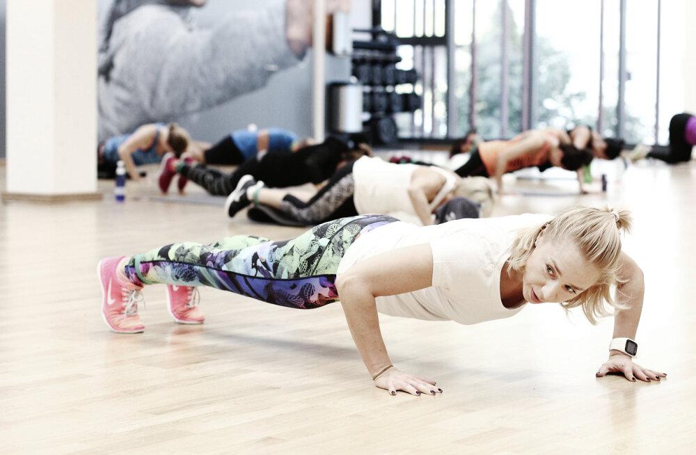 Полное тело — стройное тело: нагружаем все группы мышц!