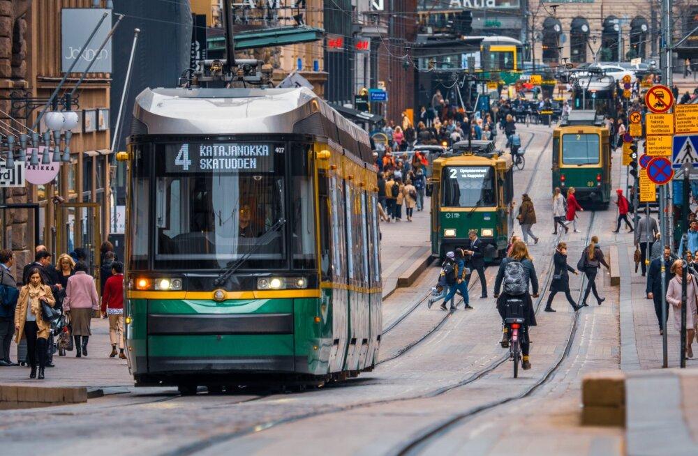 Финляндия пока не планирует вводить дополнительные ограничения для Эстонии
