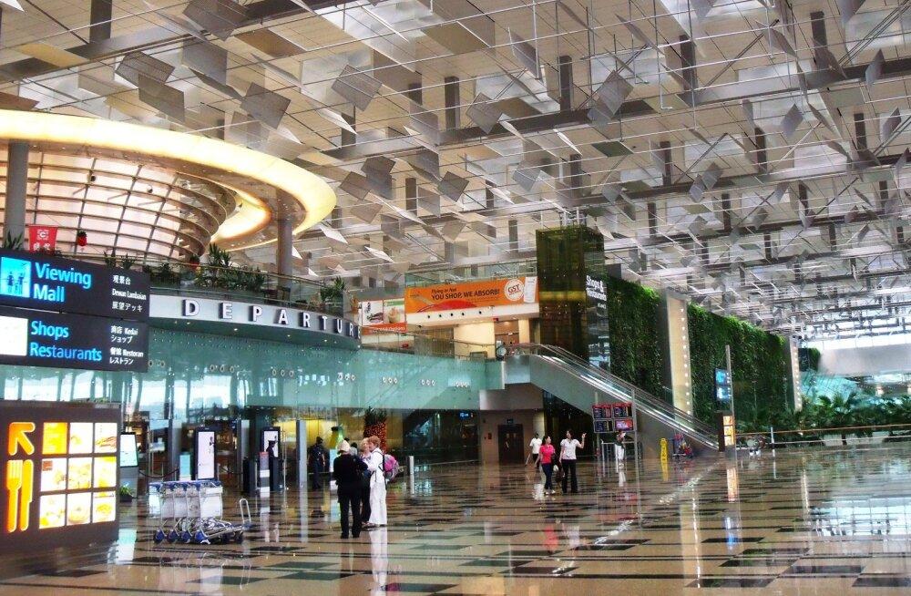 Piloodid ja stjuardessid avaldavad oma lemmikumlennujaamad maailmas