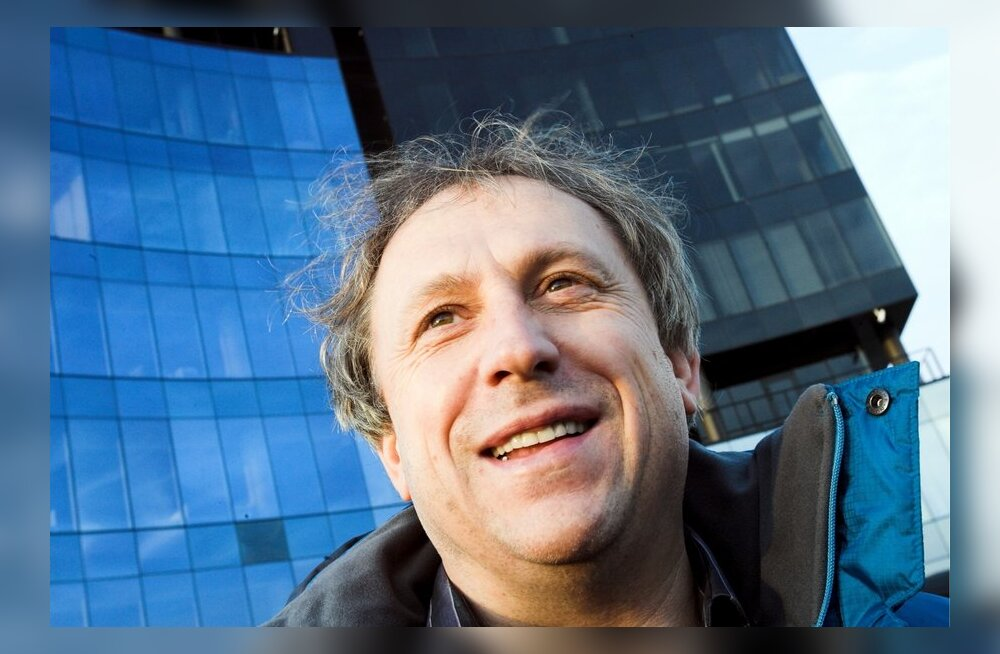 Heldeim annetaja Hillar Teder andis Reformierakonnale 50 000 eurot