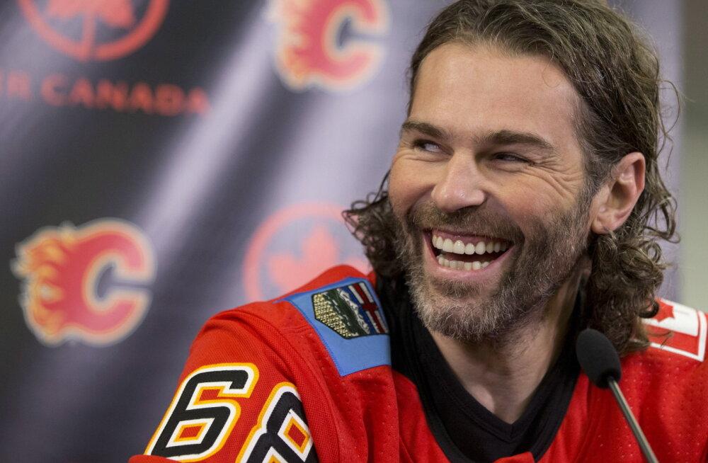 Rõõmusõnum: Jaromir Jagr sai lõpuks NHL-ist lepingu!