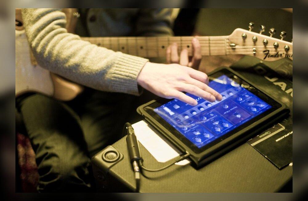 VIDEO: Eesti tuntud muusikud murravad rahvusvahelisse meediasse...iPadidega!