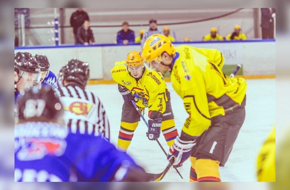 Viiking Sport - Tartu Kalev Välk hokimeistrivõistlus