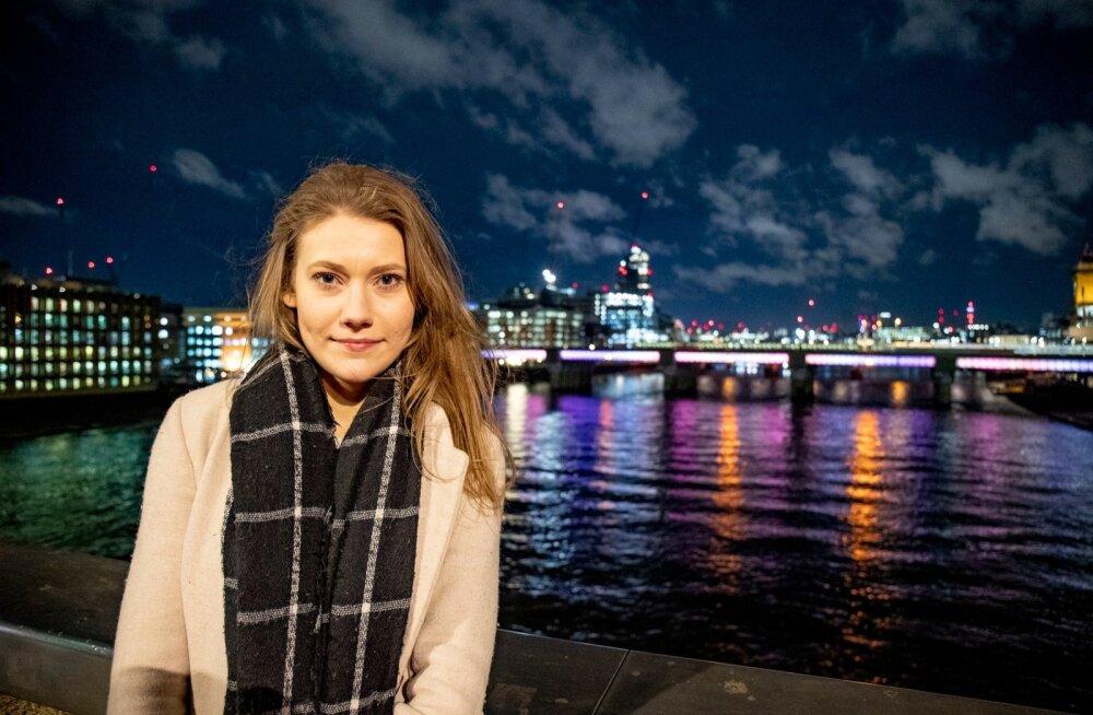 Kristel London Bridge'il