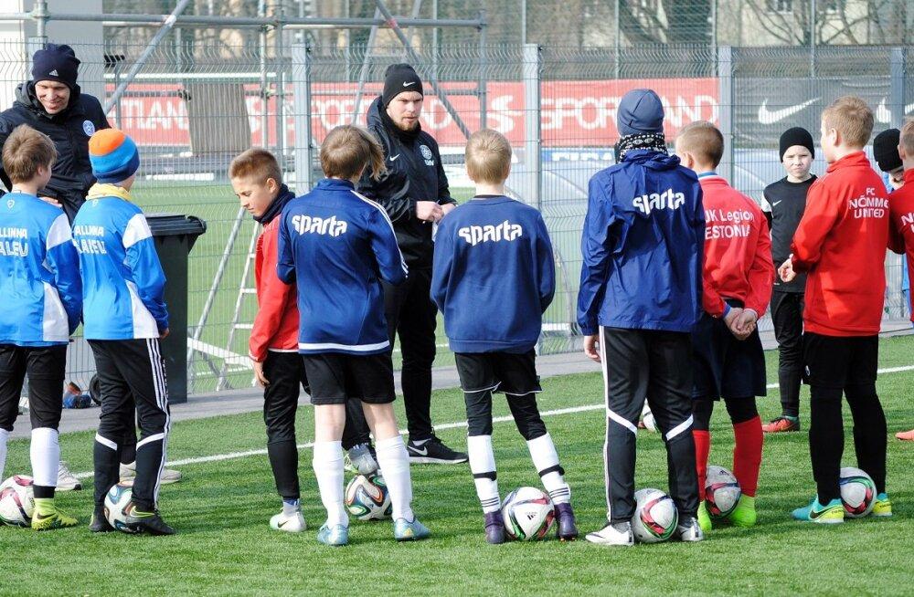 ab0a621a4a4 Talenditreeningute Tallinna grupis käib koos ligi 50 noormängijat ...