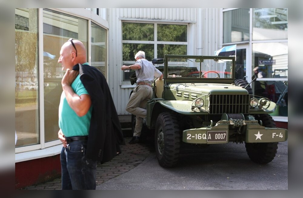 Tallinna Automuuseum, avamine