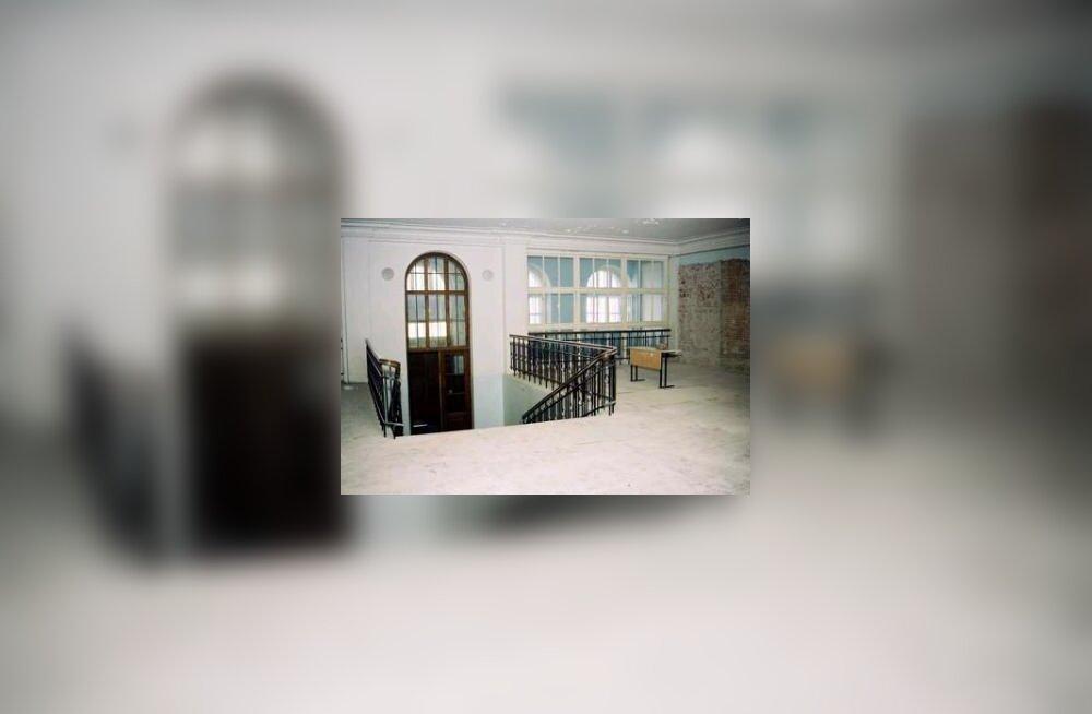 Tallinna 21. keskkooli remont
