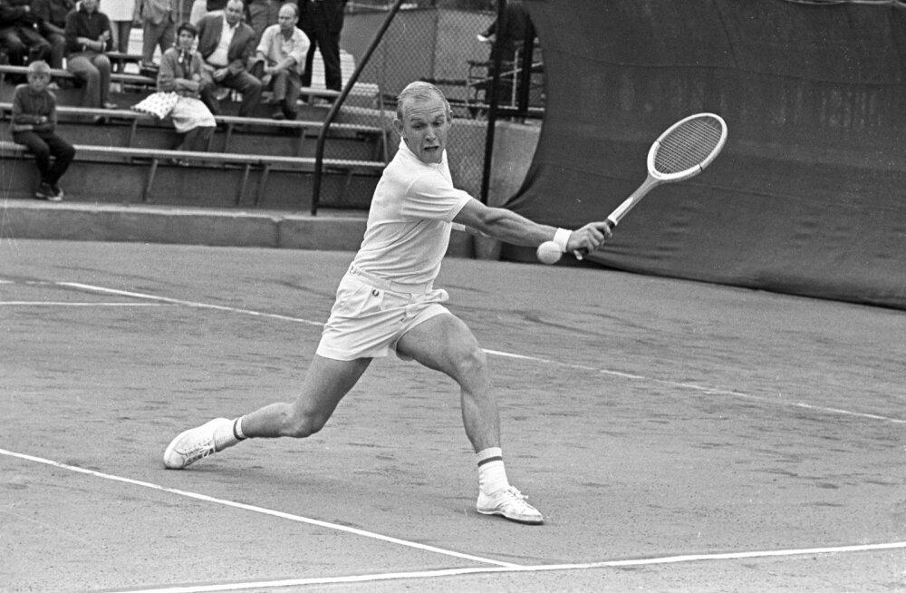 Kahel korral Rod Laveriga kohtunud Toomas Leius ei pidanud legendi tennise IQ-d eriti kõrgeks