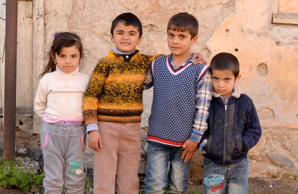 Me peame rääkima Mägi-Karabahhist