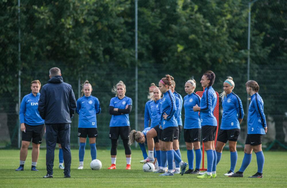 Valitsus ei luba Eesti jalgpallikoondistel kodumaal mängida