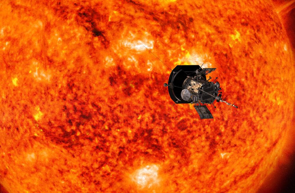 «Ближе всех к Солнцу»: американский зонд побил рекорд