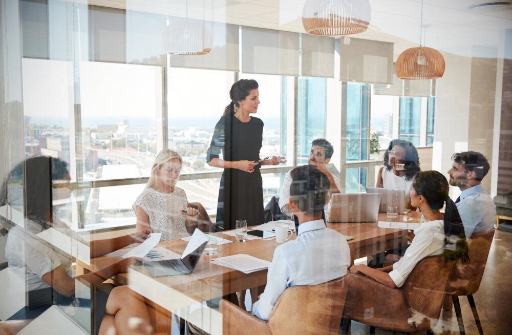 Üheksa käitumismustrit, mis jätavad sinust koosolekutel väga ebaprofessionaalse mulje