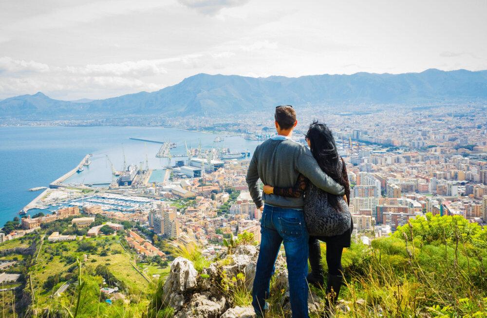 Reisikiri Sitsiiliast: Itaalia mehed. Nad ei taha sinuga lihtsalt sõbrad olla