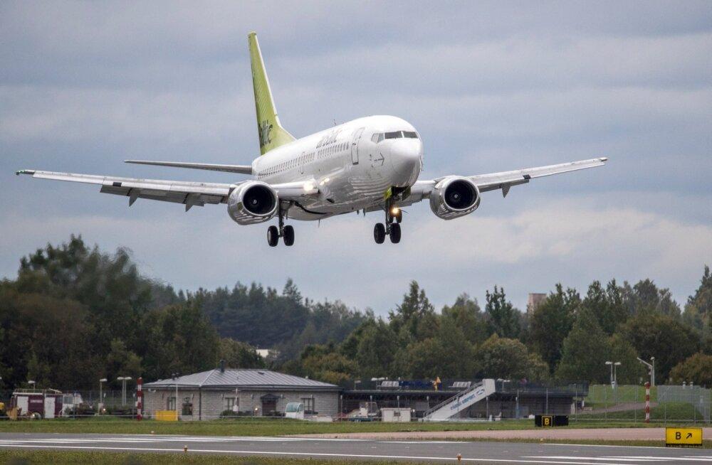 Läti Air Balticu kahjum oli esimesel poolaastal 26,6 miljonit eurot