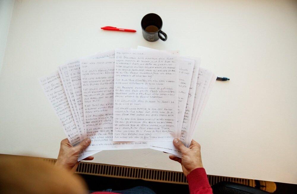 """Дневник осужденного пожизненно заключенного Вируской тюрьмы: моя жизнь — как бесконечный """"день сурка"""""""